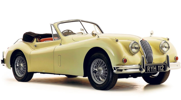 Classic Cars Valuation - Classic car valuation